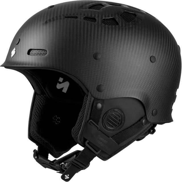 Sweet Protection Grimnir II TE MIPS Helmet Natural Carbon